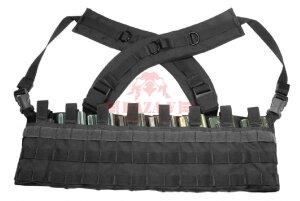 Разгрузочный жилет J-Tech® CP-4 Combat Chest Pouch (Black)