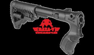Приклад телескопический, складной FAB-Defense AGRF 870 FK для Remington 870