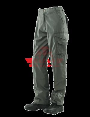 Тактические брюки TRU-SPEC Men's 24-7 SERIES® Tactical Pants 65/35 PC Ripstop (Olive drab)