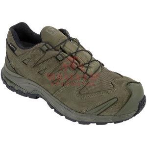 Тактические кроссовки для спецназа Salomon XA Forces GTX 2020 (Ranger Green)