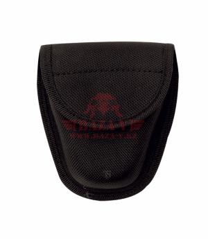 Подсумок для двух пар наручников TRU-SPEC TRU-GEAR™ Double Nylon Handcuff Case (Black)