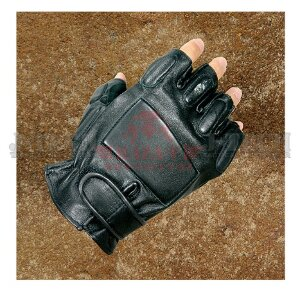 Перчатки тактические беспалые J-Tech® Tactical Grapple Gloves Half (Black)