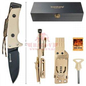 Многофункциональный нож выживания Brandcamp SK-01