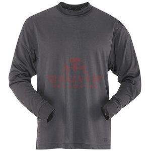 Футболка с длинным рукавом T-SHIRT,TRU BLACK TAC-TEE 100% POLY L/S