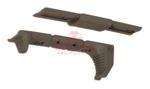 Накладка стоппер на планку M-LOK® MAGPUL Hand Stop Kit M-LOK Slot System MAG608 (Olive drab)
