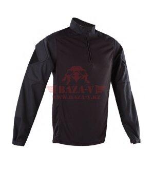Тактическая рубашка TRU-SPEC URBAN FORCE TRU® 1/4 Zip Combat Shirt (Black)