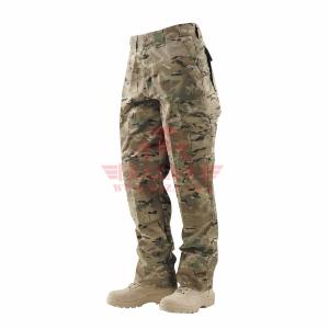 Тактические брюки TRU-SPEC 24-7 Series® Tactical Pants 65/35 PC Ripstop, водо- грязезащитная пропитка Teflon® (Multicam)