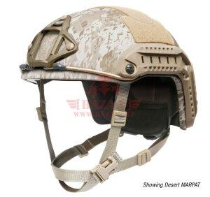 Баллистический шлем OPS-CORE FAST MT (FAST Maritime) Super High Cut Helmet (Desert Digital)