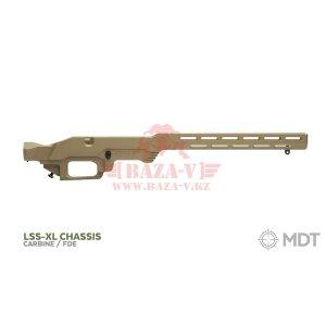 Шасси для Tikka T3 SA MDT LSS-XL Gen2 Carbine Interface Chassis RH (FDE)