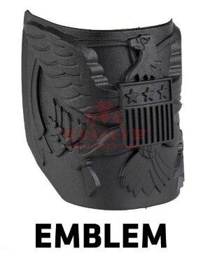 Накладка Emblem для расширителя шахты приемника магазина MOJO FAB-Defense