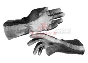 Перчатки для летчиков J-Tech® Tactical Fireproof Flying Gloves из Nomex® (Black)