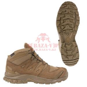 Тактические ботинки для спецназа Salomon XA Forces MID GTX 2020 (Coyote)