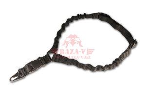 Одноточечный ремень с эластичной стропой WARTECH TS-106 (Black)