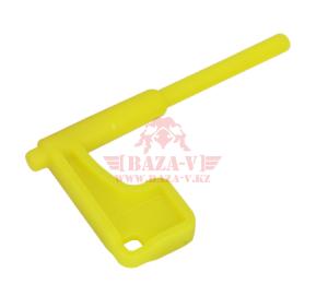 Флажок безопасности для карабинов DLG TACTICAL Rifle Safety Flag (DLG102) (Yellow)