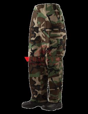 Брюки классической полевой формы TRU-SPEC Classic BDU Pants (CAMO) 50/50 Cordura® NYCO Ripstop (Woodland)