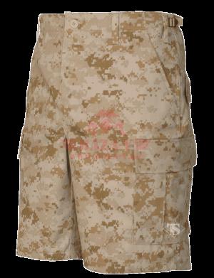 Шорты TRU-SPEC BDU 65/35 PC Twill (Desert Tiger Stripe)