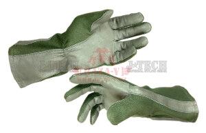 Перчатки для летчиков J-Tech® Tactical Fireproof Flying Gloves из Nomex® (Olive)