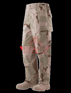 Брюки классической полевой формы TRU-SPEC Classic BDU Pants (CAMO) 50/50 Cordura® NYCO Ripstop (Desert-3-Color)