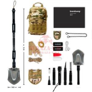 Многофункциональная лопата Brandcamp XL5 (Special Series)