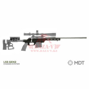 Шасси для Remington 700 SA MDT LSS Gen2 Chassis RH (Black)