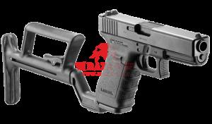 Приклад FAB-Defense GLR-17 для Glock