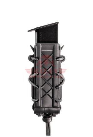 Подсумок под пистолетный магазин HSGI Polymer Pistol TACO®, полимерный (16PT00 Black)