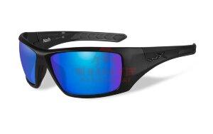 Баллистические очки поляризационные WILEY X NASH (ACNAS09)