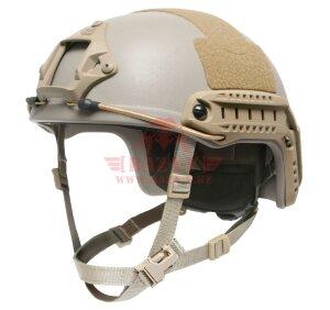 Баллистический шлем OPS-CORE FAST ST High Cut Helmet System (Tan)
