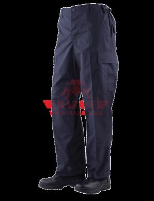 Брюки классической полевой формы TRU-SPEC Classic BDU Pants (Однотонные) 65/35 PC Ripstop (Black)