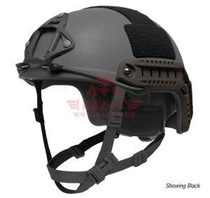 Баллистический шлем OPS-CORE FAST XP High Cut Helmet (Black)