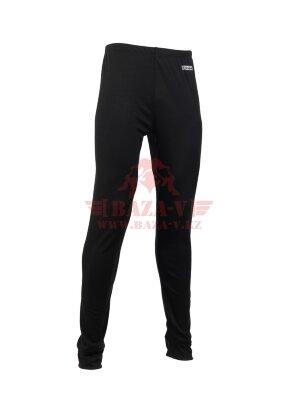 Термобелье: штаны Snugpak 2nd Skinz Coolmax (Black)