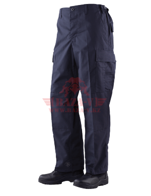 Брюки классической полевой формы TRU-SPEC Classic BDU Pants (Однотонные) 65/35 PC Ripstop (Brown)