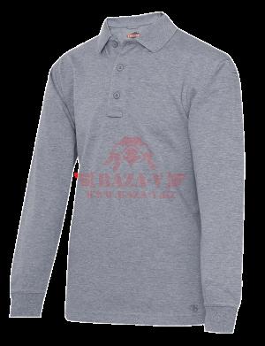 Мужское Поло с длинным рукавом TRU-SPEC Men's 24-7 SERIES® Original Polo (White)