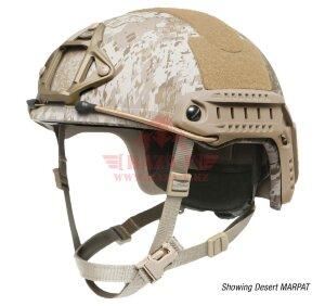 Баллистический шлем OPS-CORE FAST XP High Cut Helmet (Desert Digital)