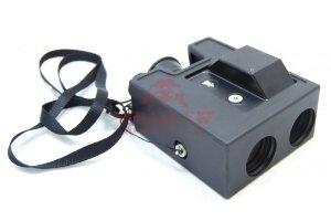 Портативный лазерный дальномер с компасом Vectronix PLRF15C (Black)