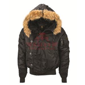 Куртка-бомбер Alpha Industries N-2B (Sage)
