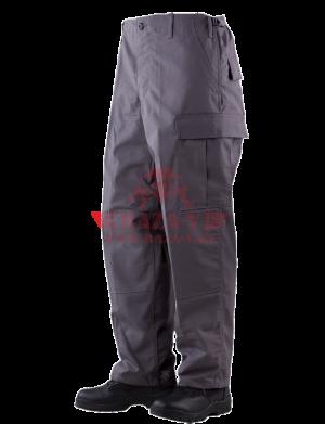 Брюки классической полевой формы TRU-SPEC Classic BDU Pants (Однотонные) 65/35 PC Ripstop (Grey)