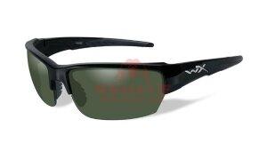 Баллистические очки поляризационные WILEY X SAINT Green/Black