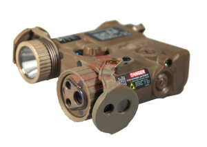 Многофункциональное устройство MIPIM (AN/PEQ-16B) ЛЦУ/ИК/светодиодный фонарь