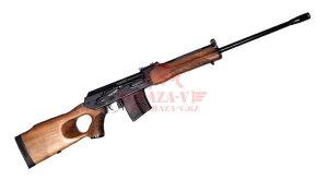 Гладкоствольное ружье Вепрь ВПО-221-02, 9.6х53 Ланкастер, 590мм