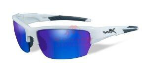 Баллистические очки поляризационные WILEY X SAINT Blue/White