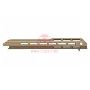"Цевье для шасси MDT ESS Forend No Rail 15"" (FDE)"