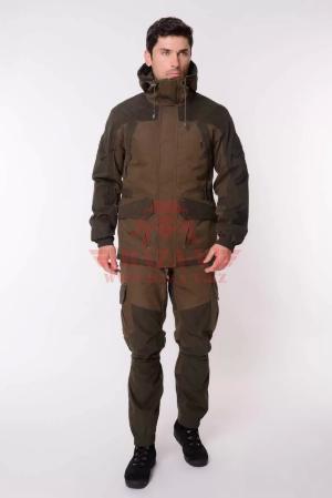 Мембранный костюм GORKA PRO -5 (Venandi, Коричневый) TRITON