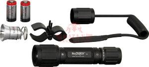 Комплект тактический, подствольный фонарь NexTORCH T6A Hunting Kit Tactical, ксенон 80 люмен