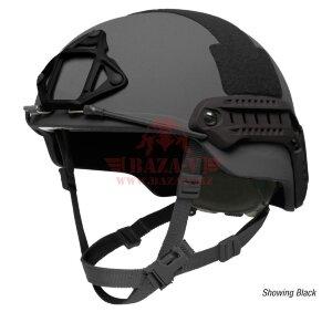 Баллистический шлем OPS-CORE Sentry XP Mid Cut Helmet (Black)