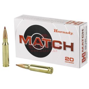 Патрон Hornady Match .308 Win ELD Match, 155gr / 10.04г (80956)