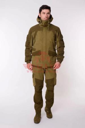 Мембранный костюм GORKA PRO -5 (Venandi, Хаки) TRITON