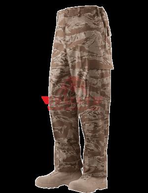 Брюки классической полевой формы TRU-SPEC Classic BDU Pants (CAMO) 100% Cotton Ripstop (Desert Tiger Stripe)