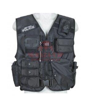 Разгрузочный, универсальный жилет DASTA® 639 Tactical Vest (Black)