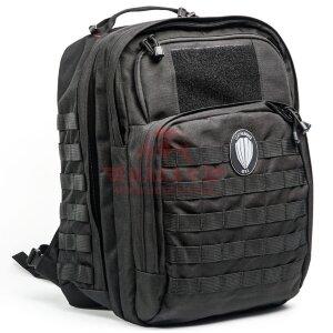 Рюкзак пуленепробиваемый Tactical One Leatherback Gear (Black)